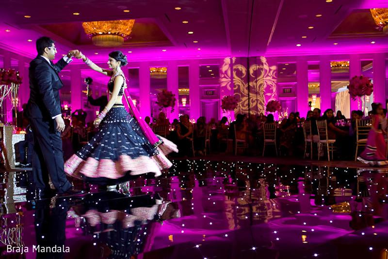 Reception In Birmingham AL Indian Wedding By Braja Mandala Photography
