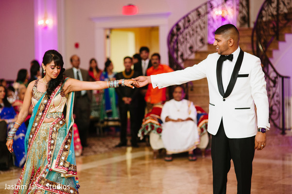 Reception in Prospect, CT Indian Wedding by Jashim Jalal Studios