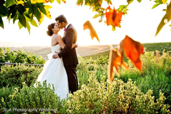 Portraits in Temecula, CA Indian Wedding by True Photography Weddings