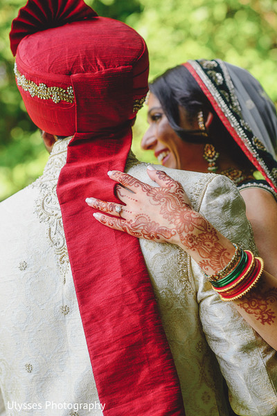 Portraits in Colts Neck, NJ Indian Wedding by Ulysses Photography