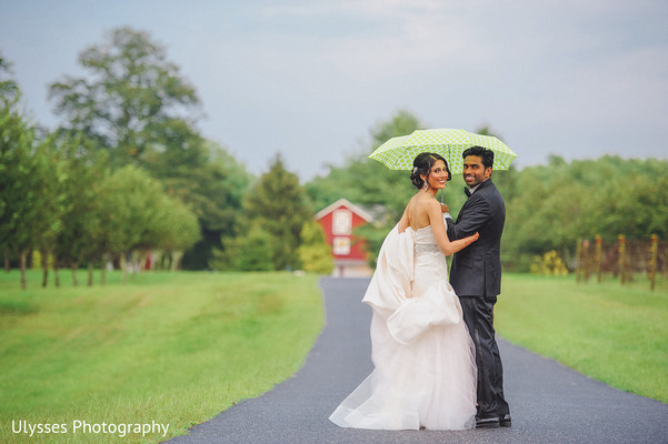 Reception Portraits in Colts Neck, NJ Indian Wedding by Ulysses Photography