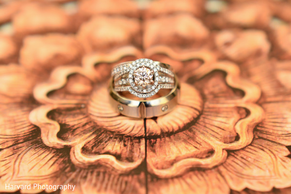 Diamond Ring in Los Angeles, CA Sikh Wedding by Harvard Photography