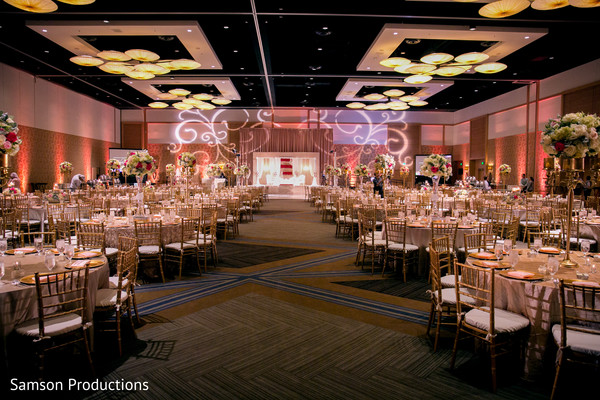 Floral & Decor in San Diego, CA Indian Wedding by Samson Productions