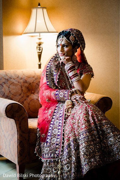 Bridal Portraits in Sacramento, CA Sikh Wedding by Dawid Bilski Photography