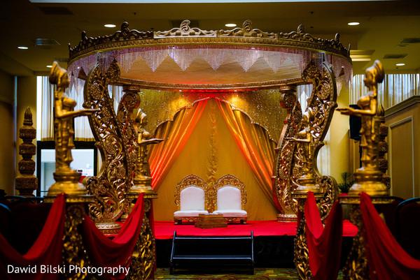 Wedding Decorations Sacramento Floral Decor In Sacramento CA Sikh Wedding By Dawid Bilski