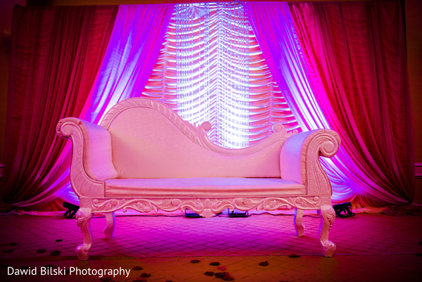 Floral & Decor in Sacramento, CA Sikh Wedding by Dawid Bilski Photography