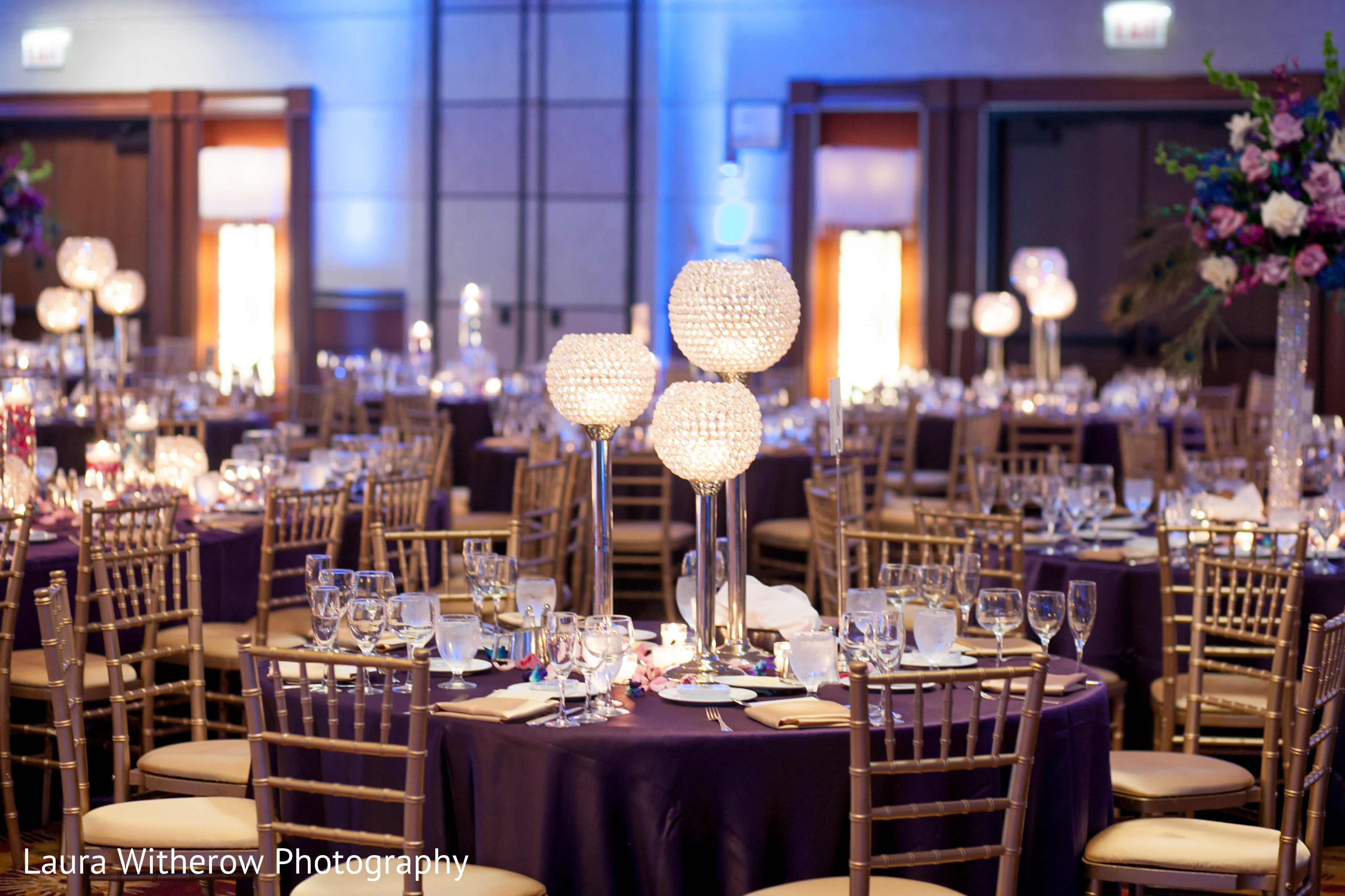 bride and groom floral amp decor in chicago il indian fusion wedding by 30675