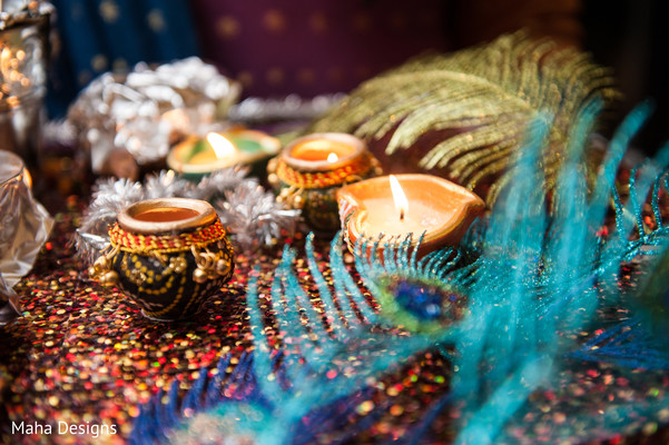 Pre-wedding Celebration in Chicago, IL Pakistani Wedding by Maha Designs