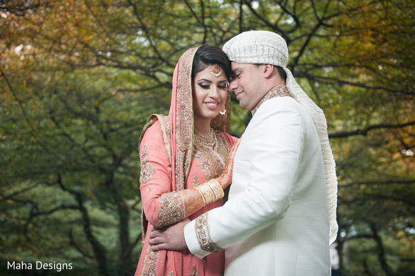 Wedding Portraits in Chicago, IL Pakistani Wedding by Maha Designs