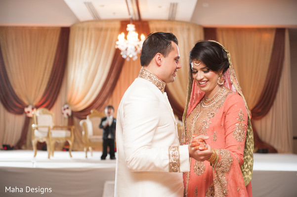 Pakistani Wedding in Chicago, IL Pakistani Wedding by Maha Designs