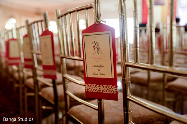 Stationery in Ontario, Canada Indian Wedding by Banga Studios