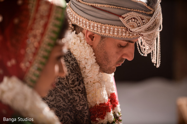 Ceremony in Ontario, Canada Indian Wedding by Banga Studios