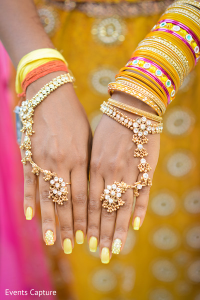 Jewelry in Sands Point, NY Indian Wedding by Events Capture