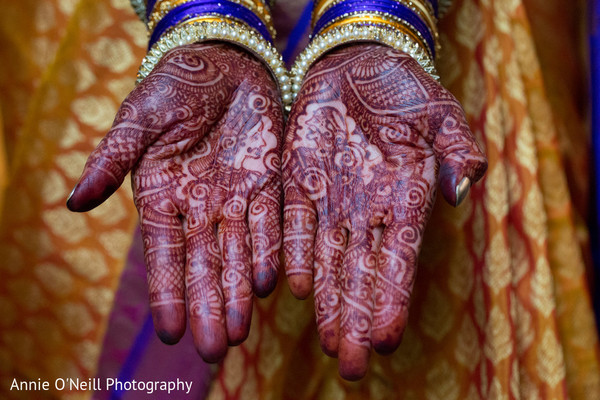 Mehndi in Pittsburgh, PA Indian Fusion Wedding by Annie O'Neill Photography