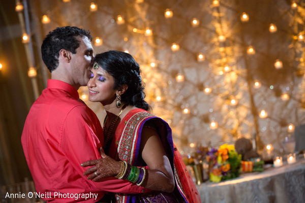 First Dance in Pittsburgh, PA Indian Fusion Wedding by Annie O'Neill Photography