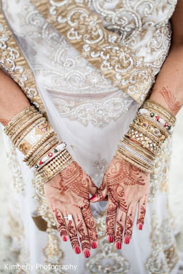 Mehndi in Orlando, FL Indian Fusion Wedding by Kimberly Photography
