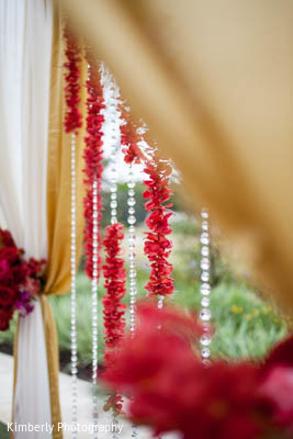 Floral & Decor in Orlando, FL Indian Fusion Wedding by Kimberly Photography