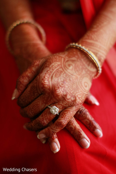 Mehndi in Houston, TX Indian Wedding by Wedding Chasers