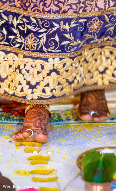 Ceremony in Houston, TX Indian Wedding by Wedding Chasers