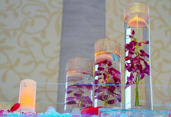 Floral & Decor in Houston, TX Indian Wedding by Wedding Chasers