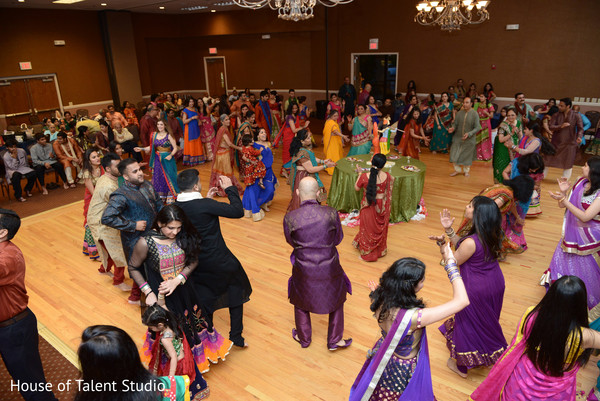 Sangeet in Parsippany, NJ Indian Wedding by House of Talent Studio