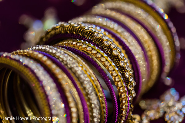 Bangles in Savannah, GA Indian Fusion Wedding by Jamie Howell Photography