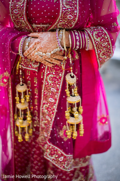 Bridal Portrait in Savannah, GA Indian Fusion Wedding by Jamie Howell Photography