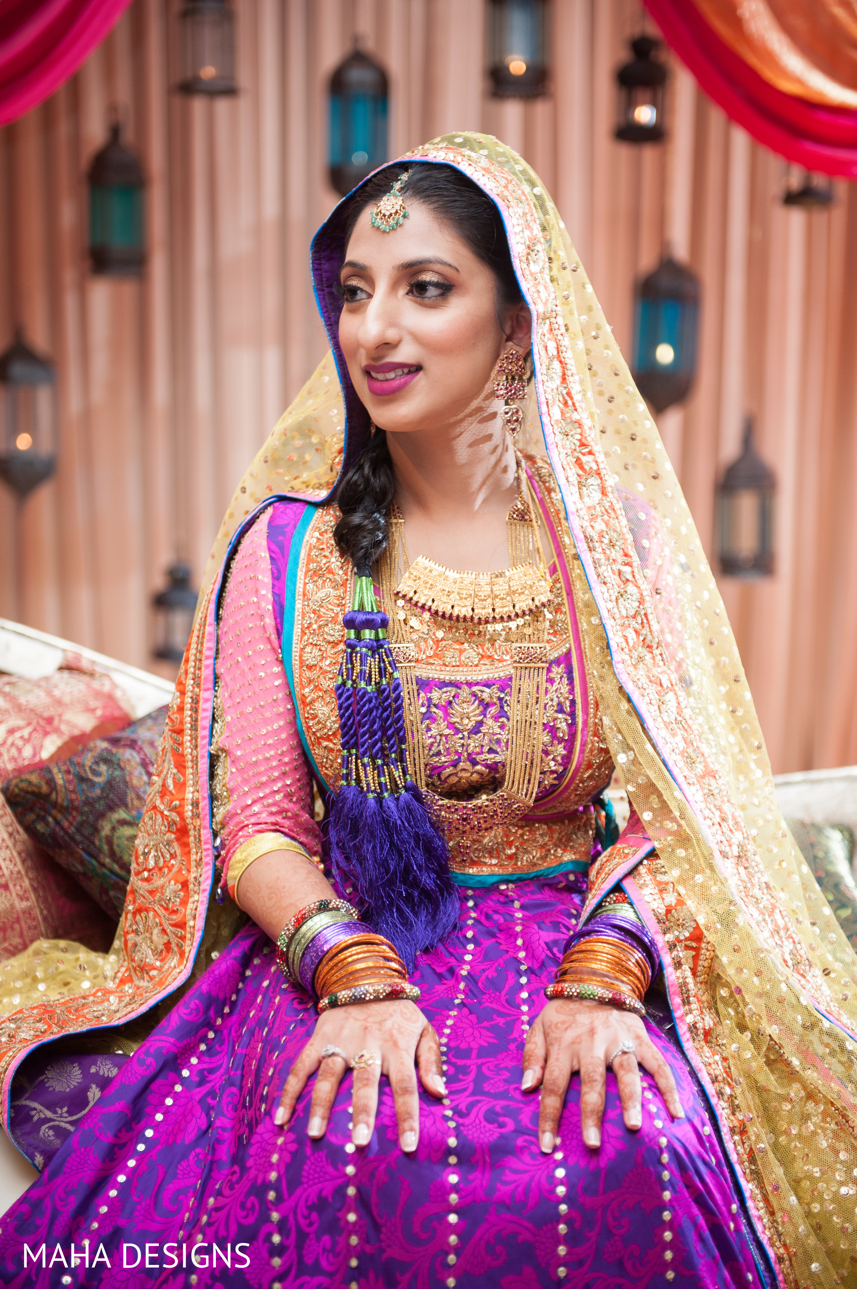 Pre wedding celebration in chicago il south asian wedding for Indian jewelry in schaumburg il