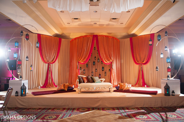 Pre-Wedding Celebration in Chicago, IL South Asian Wedding by Maha Designs