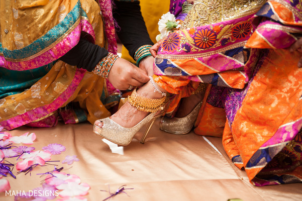 Photo in Chicago, IL South Asian Wedding by Maha Designs
