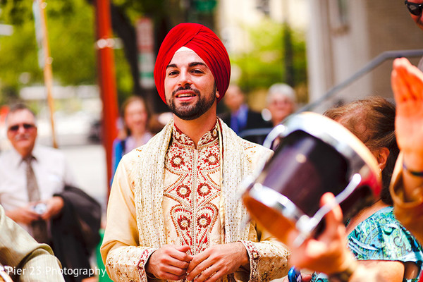 Sangeet in Washington, DC Indian-Jewish Fusion Wedding by Pier 23 Photography