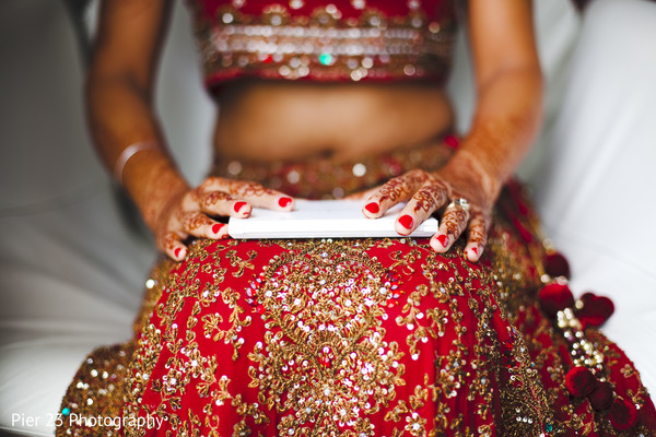 Getting Ready in Washington, DC Indian-Jewish Fusion Wedding by Pier 23 Photography