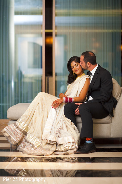 Reception in Washington, DC Indian-Jewish Fusion Wedding by Pier 23 Photography