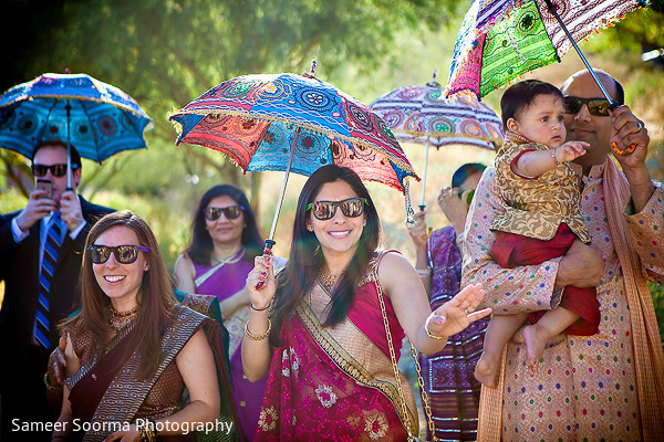 indian wedding baraat