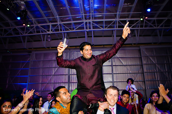 Sangeet in Marana, AZ Indian Wedding by Sameer Soorma Studios