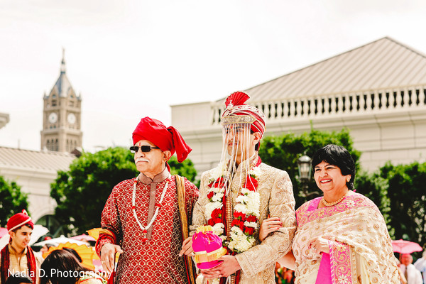 Ceremony in Salt Lake City, UT Indian Wedding by Nadia D. Photography