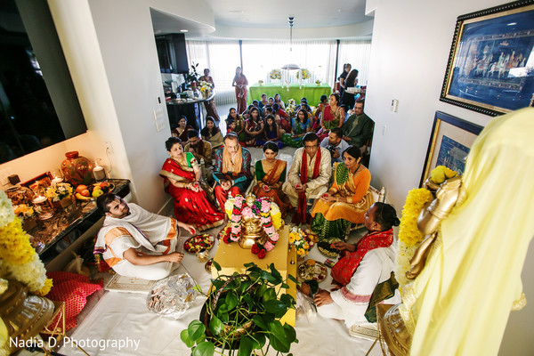 Pithi in Salt Lake City, UT Indian Wedding by Nadia D. Photography