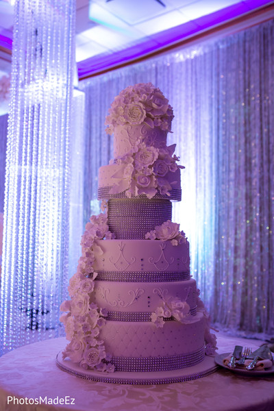 Cakes & Treats in New Rochelle, NY South Asian Wedding by PhotosMadeEz