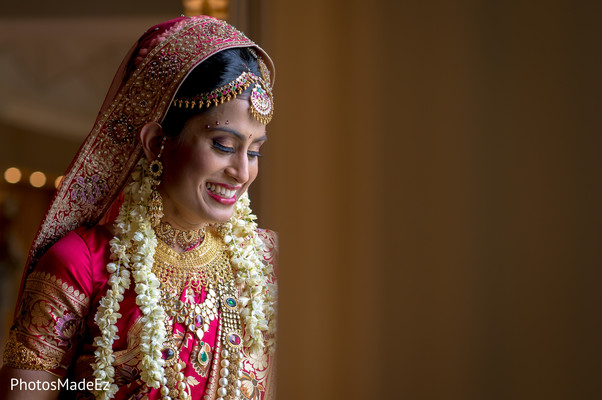 Getting Ready in New Rochelle, NY South Asian Wedding by PhotosMadeEz