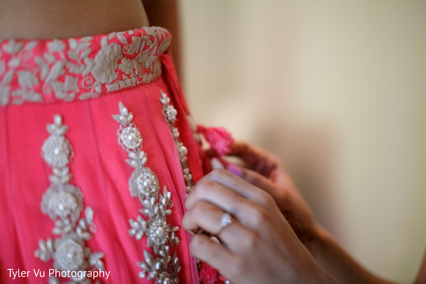 Getting Ready in Sacramento, CA Indian Wedding by Tyler Vu Photography