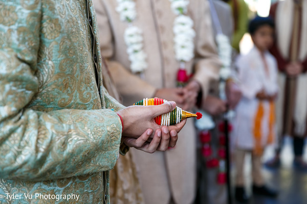 Milni in Sacramento, CA Indian Wedding by Tyler Vu Photography