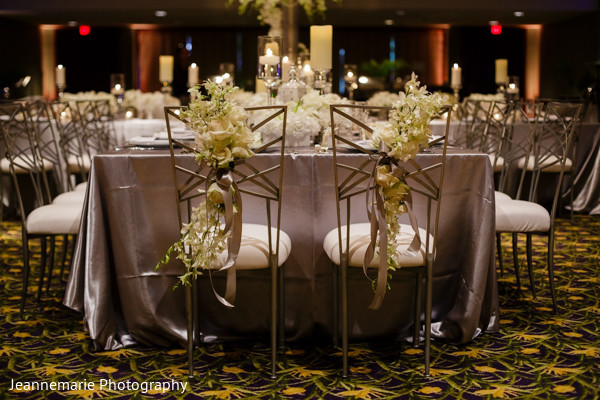 Floral & Decor in Lihue, HI South Indian Fusion Wedding by Jeannemarie Photography
