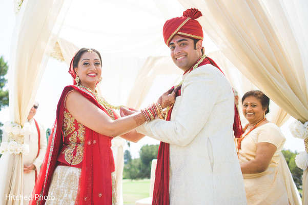 Photo in Palos Verdes, CA Indian Wedding by Hitched Photo