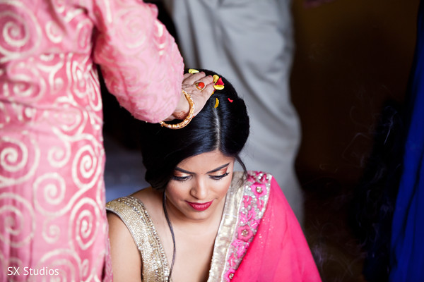 Pre-Wedding Celebration in Uniondale, NY Indian Wedding by SX Studios