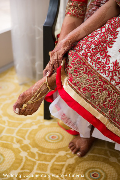 Getting Ready in San Ramon, CA Indian Wedding by Wedding Documentary Photo + Cinema