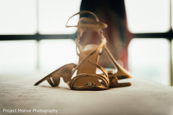 Shoes in Tysons Corner, VA Pakistani Wedding by Project Motive Photography