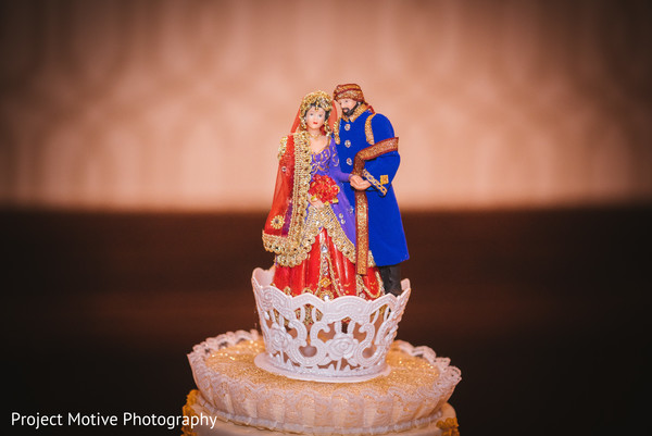 Ceremony in Tysons Corner, VA Pakistani Wedding by Project Motive Photography