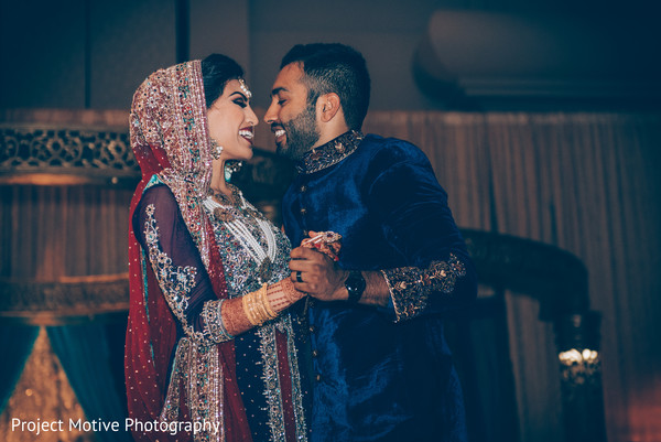 Valima in Tysons Corner, VA Pakistani Wedding by Project Motive Photography