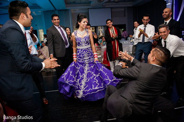 Reception in Ontario, Canada Sikh Indian Wedding by Banga Studios