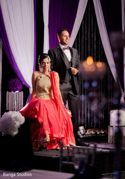 Reception Portraits in Ontario, Canada Sikh Indian Wedding by Banga Studios